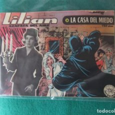Tebeos: LILIAN AZAFATA DEL AIRE Nº 26 LA CASA DEL MIEDO IBEROMUNDIAL DE EDICIONES. Lote 109533035