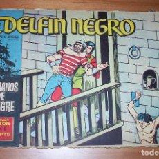 Tebeos: ORIGINAL - EL DELFÍN NEGRO - AÑO III - NUMERO 6: HERMANOS DE SANGRE. Lote 110239519