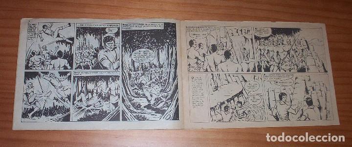 Tebeos: ORIGINAL - EL DELFÍN NEGRO - AÑO III - NUMERO 15: EN LAS MANOS DE PAUWAU - Foto 6 - 110246239