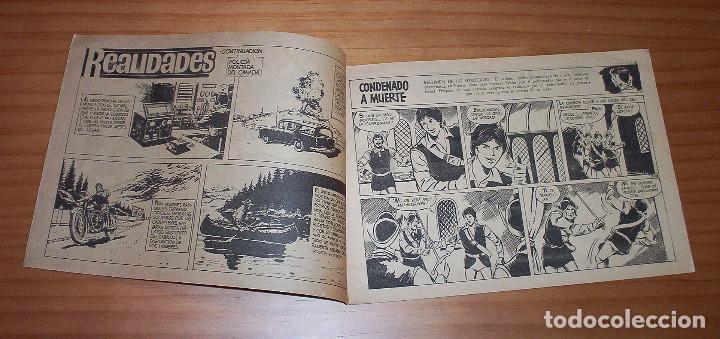 Tebeos: ORIGINAL - EL DELFÍN NEGRO - AÑO IV - NUMERO 30: CONDENADO A MUERTE - BUEN ESTADO - Foto 2 - 110251831