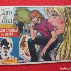 Tebeos: TEBEO COLECCIÓN CLARO DE LUNA Nº 564 REVISTA JUVENIL AÑO 1970 MIGUEL RIOS VICTOR MANUEL. Lote 110910907
