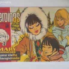 Comics - Mary noticias, colección heroínas cómic Carmen Barbara. N° 292 una visita inesperada Raimon - 111378883