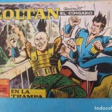 Tebeos: ZOLTAN EL CINGARO , NUMERO 35 , EN LA TRAMPA , IBERO MUNDIAL 1962. Lote 113011723