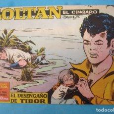 Tebeos: ZOLTAN EL CINGARO , NUMERO 33 , EL DESENGAÑO DE TIBOR , IBERO MUNDIAL . Lote 113013111