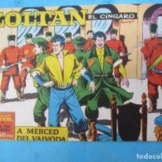 Tebeos: ZOLTAN EL CINGARO , NUMERO 30 , IBERO MUNDIAL 1962. Lote 113013767