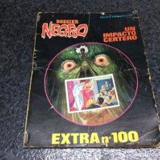 Tebeos: DOSSIER NEGRO EXTRA - NUMERO 100 - EDITA : IBERO MUNDIAL DE EDICIONES - AÑOS70. Lote 113090195