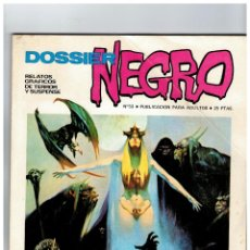 Tebeos: DOSSIER NEGRO Nº 53 . Lote 113209083