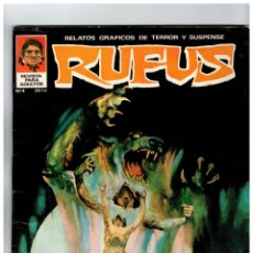 Tebeos: RUFUS Nº 4 -BUENO-. Lote 113209419