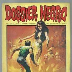 Tebeos: DOSSIER NEGRO 44, 1973, IBERO MUNDIAL DE EDICIONES, BUEN ESTADO. Lote 113711607