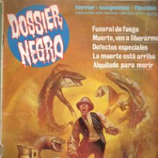 Tebeos: DOSSIER NEGRO Nº 204. Lote 117840523