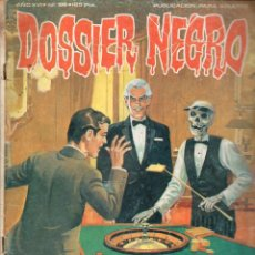Tebeos: DOSSIER NEGRO Nº 186. Lote 117840803