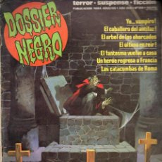 Tebeos: DOSSIER NEGRO Nº 206. Lote 117841051