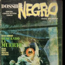 Tebeos: DOSSIER NEGRO Nº 145. Lote 117841175