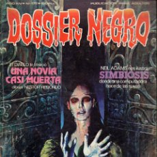 Tebeos: DOSSIER NEGRO Nº 172. Lote 117841211