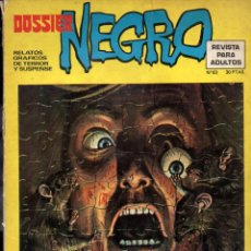 Tebeos: DOSSIER NEGRO Nº 63. Lote 117841327