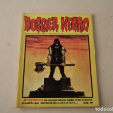Tebeos: DOSSIER NEGRO Nº 38. Lote 118284367