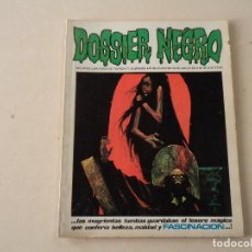 Tebeos: DOSSIER NEGRO Nº 40. Lote 118284747