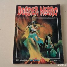 Tebeos: DOSSIER NEGRO Nº 43. Lote 118285179