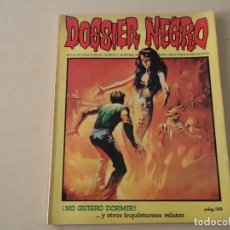 Tebeos: DOSSIER NEGRO Nº 44. Lote 118285395