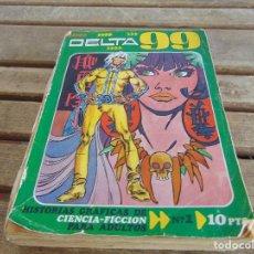 Tebeos: LOTE DE 9 Nº ENCUADERNADOS DE DELTA 99 DE IBERO MUNDIAL LEER. Lote 118944407