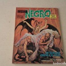 Livros de Banda Desenhada: DOSSIER NEGRO Nº 66. Lote 119106579