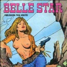 Livros de Banda Desenhada: BELLE STAR - Nº 6 -EL ÚLTIMO DE LOS CUATRO-ÚLTIMO COLEC.- 1978-GRAN RAMÓN GONZALEZ-BUENO-ESCASO-9197. Lote 129470038