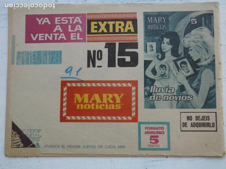 Tebeos: CLARO DE LUNA Nº 300 EXTRA - LOS BEATLES EN ESPAÑA, VER IMÁGENES - Foto 11 - 120970783