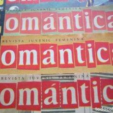 Tebeos: COMIC ROMANTICA IBERO MUNDIAL REVISTA JUVENIL FEMENINA. Lote 121511847