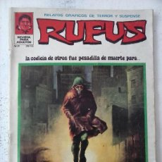 BDs: RUFUS Nº 2 . Lote 121813099