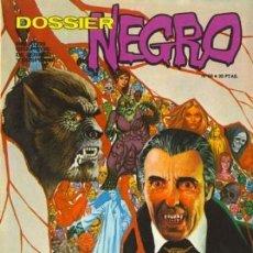 Livros de Banda Desenhada: DOSSIER NEGRO- Nº 56 -SUSO PEÑA-MARO NAVA-DE LA ROSA-RUBIO-CORRECTO-MUY DIFÍCIL-1974-LEAN-2653. Lote 189595132