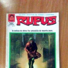 Tebeos: RUFUS 2 - ED IBE 1973 - GRAPA. Lote 124178019