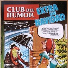 Tebeos: COMIC N°69 CLUB DEL HUMOR EXTRA DE NAVIDAD 1973. Lote 125176984