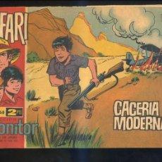 Livros de Banda Desenhada: SAFARI Nº 68. COLECCIÓN MONITOR Nº 232.. Lote 128111663