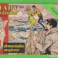 Tebeos: MARY ''NOTICIAS'' - Nº 53 - DEMASIADAS MUJERES - (1963) - COLECCIÓN HEROÍNAS - IBERO.. Lote 129729295