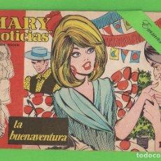 Tebeos: MARY ''NOTICIAS'' - Nº 65 - LA BUENAVENTURA - (1963) - COLECCIÓN HEROÍNAS - IBERO.. Lote 129731591