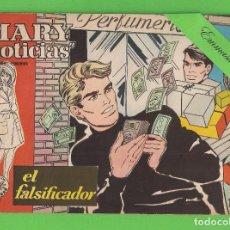 Tebeos: MARY ''NOTICIAS'' - Nº 67 - EL FALSIFICADOR - (1963) - COLECCIÓN HEROÍNAS- IBERO.. Lote 129732263