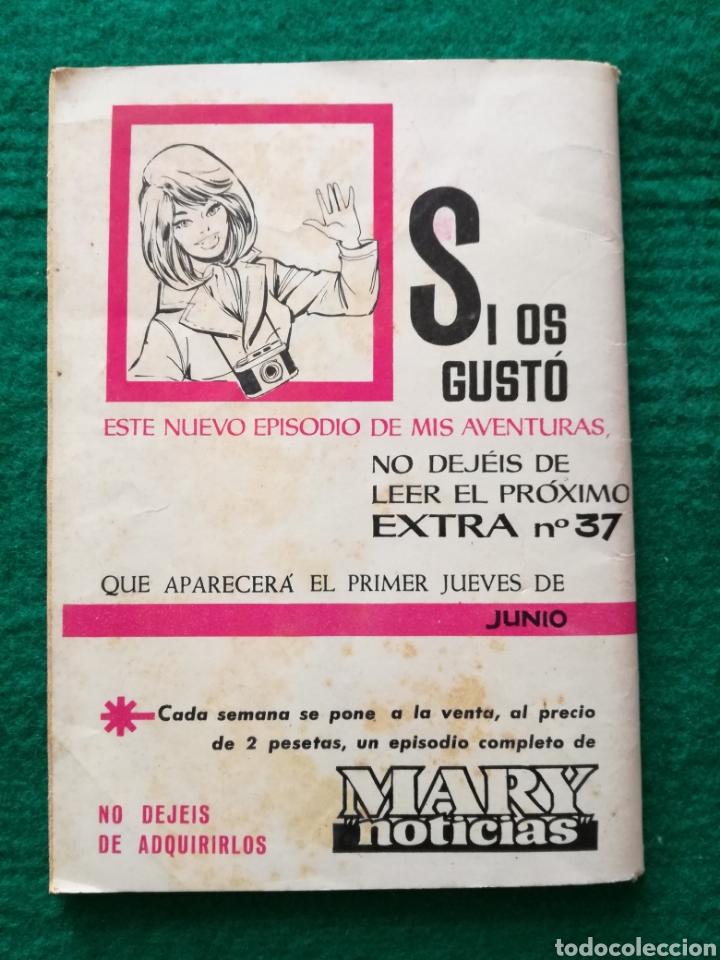 Tebeos: MARY NOTICIAS n°36 - Foto 3 - 130326599