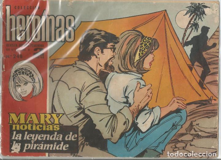 MARY NOTICIAS IBERO MUNDIAL DE EDICIONES Nº 248 (Tebeos y Comics - Ibero Mundial)