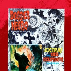 Tebeos: DOSSIER NEGRO EXTRA Nº 1 - 1972 DE IBERO MUNDIAL DE EDICIONES. Lote 133055530