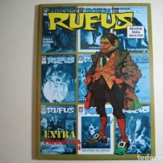 Livros de Banda Desenhada: RUFUS (1973, IMDE / GARBO) EXTRA 1 · 1974 · EXTRA PRIMAVERA 74 *** EXCELENTE ***. Lote 134908994
