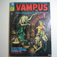 Tebeos: VAMPUS (1971, IMDE / GARBO) 17 · I-1973 · VAMPUS. Lote 134911226