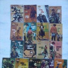 Tebeos: RINGO LEY 1965-1967 IBEROMUNDIAL - LOTE - 2,3,4,5,6,8,17,24,25,27,28,29,30,32,35,37,39. Lote 136215934