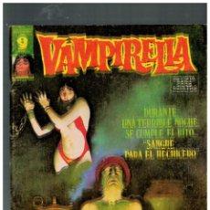 Livros de Banda Desenhada: VAMPIRELLA Nº 26 - GARBO 1977.. Lote 136229302