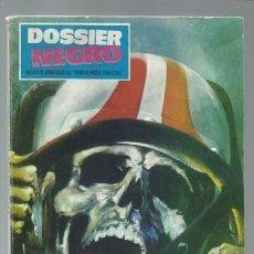 Tebeos: DOSSIER NEGRO 6, 1968, IBERO MUNDIAL DE EDICIONES, BUEN ESTADO. Lote 136903358