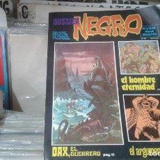 Tebeos: DOSSIER NEGRO ,NUM 97,JUNIO 1977. Lote 137303670