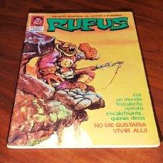 Tebeos: BUEN ESTADO RUFUS 5 IBERO MUNDIAL. Lote 142629105