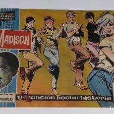 Tebeos: COLECCION CLARO LUNA - REVISTA JUVENIL FEMENINA Nº 167 - EL MADISON - IBERO MUNDIAL AÑO 1959. Lote 142746138