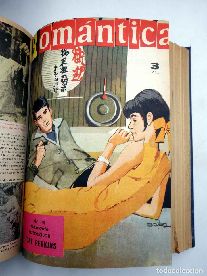 Tebeos: SELECCIÓN ROMÁNTICA. LOTE DE 243 NºS EN 8 TOMOS. VER LISTA (Vvaa) Ibero Mundial, 1961. SIN POSTER - Foto 9 - 143409834