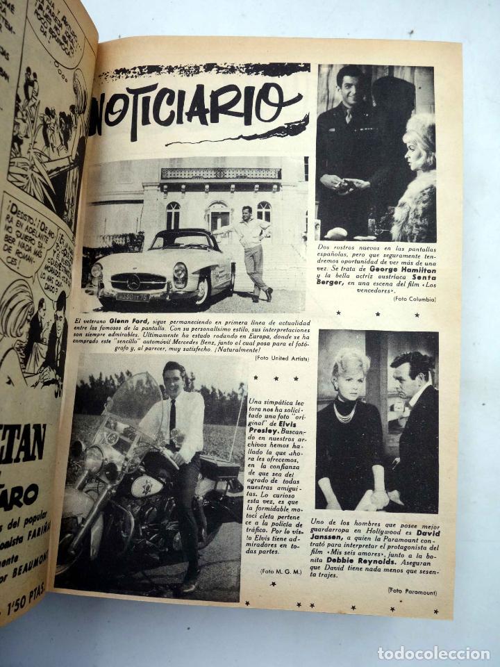 Tebeos: SELECCIÓN ROMÁNTICA. LOTE DE 243 NºS EN 8 TOMOS. VER LISTA (Vvaa) Ibero Mundial, 1961. SIN POSTER - Foto 10 - 143409834