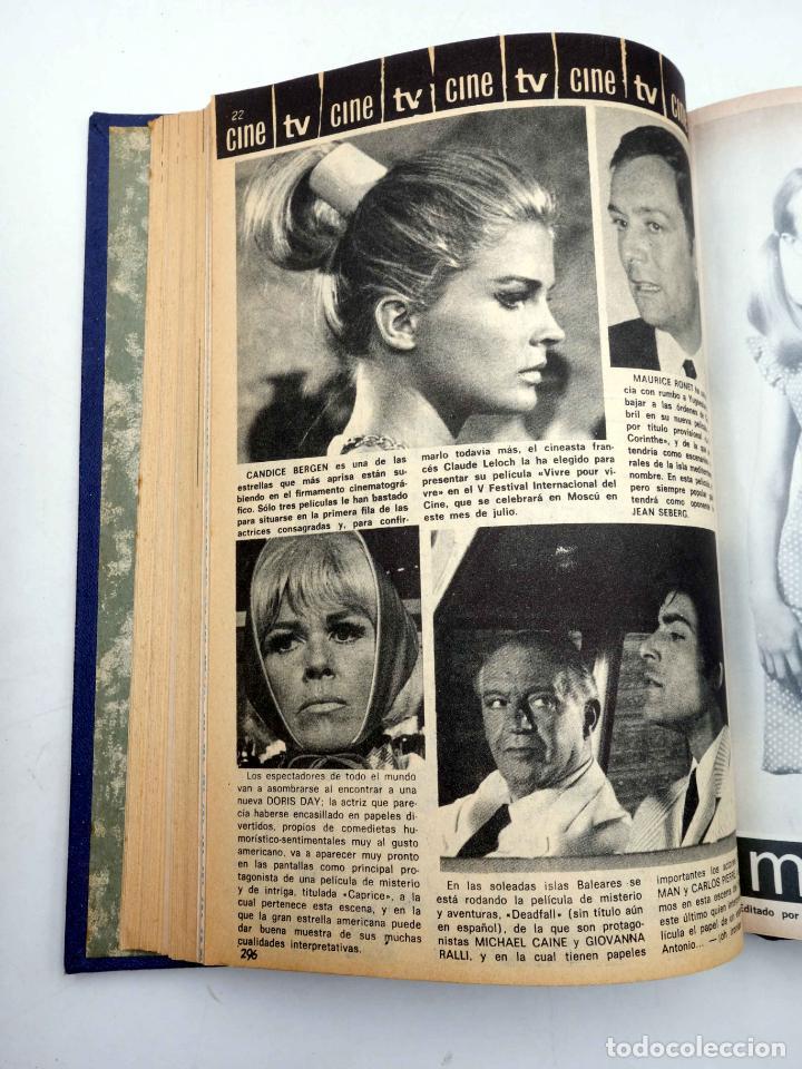 Tebeos: SELECCIÓN ROMÁNTICA. LOTE DE 243 NºS EN 8 TOMOS. VER LISTA (Vvaa) Ibero Mundial, 1961. SIN POSTER - Foto 17 - 143409834